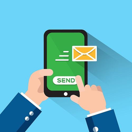 שליחת לידים ב SMS