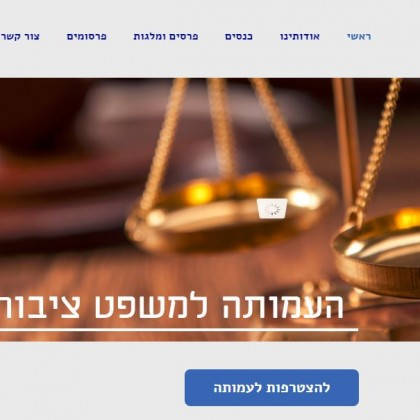 העמותה למשפט ציבורי